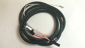 1962 62 Chevy Impala Convertible Ss Console Wiring Harness Super Sport