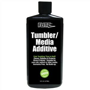 Flitz Tumbler Media Additive 16Oz Bottle $29.64