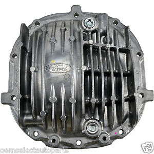 Oem New 1985 2014 Mustang 8 8 Finned Rear Axle Cover Aluminum Girdle Gt500