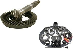 Dana 44 Reverse Ford Front 4 56 Ring And Pinion Master Install Gear Pkg