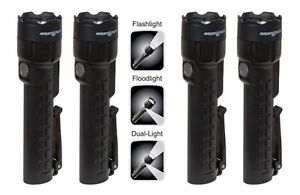 4 pack Of Bayco Nightstick Pro Xpp 5422b Intrinsically Safe Safety Flashlights