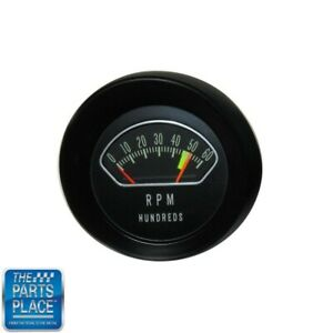 1963 64 Chevrolet Impala Tachometer With Housing 6000 Rpm