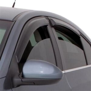 19260734 2011 2014 Chevrolet Cruze Black Side Window Deflector