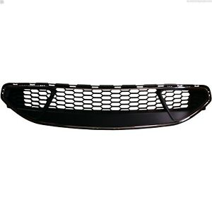 New Oem 2010 2012 Ford Taurus Black Front Bumper Grille Insert Ag1z17k945aa