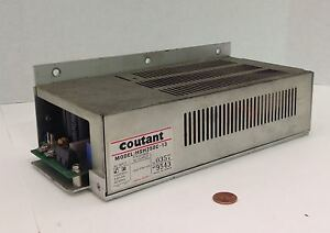 Coutant Power Supply 24v 10a Hsh250c 13