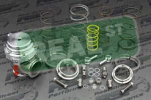 Silver Tial 38 Mvs 38mm Wastegate With Vband Flanges Mvs38 Sil