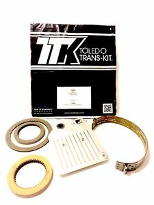 Aod Transmission Rebuild Kit 1980 1993 With Filter 2wd Clutches Band