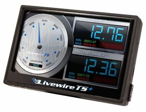 Sct Livewire Ts Programmer Monitor For 2008 2010 Ford 6 4l Powerstroke 5015p
