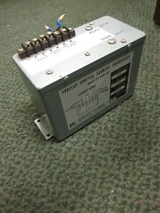 Scientific Columbus Process Control Current Transducer Ct 510p a7 Used