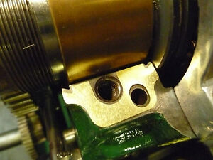 Southbend Bronze Bearing Under Mount Heavy 10l Laminated Brass Shims