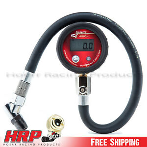 Longacre 53097 Digital Tire tyre Pressure Gauge 0 100 Psi W Display