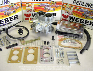 Suzuki Samurai Weber Carburetor Conversion Kit Manual Choke W Genuine Weber