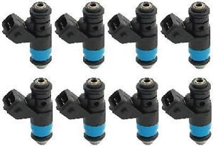 60lb Fuel Injectors For Ls2 With Magnuson Supercharger Tvs2300 Siemens Deka Tvs