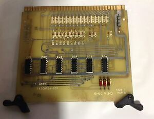 Honeywell Circuit Board 14500106 001