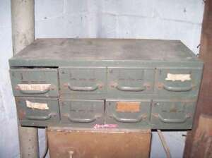 Equipto 8 Drawer Cabinet 4