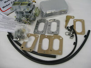 Suzuki Samurai Weber Carburetor Conversion 38 Dges Outlaw Performance K601 38