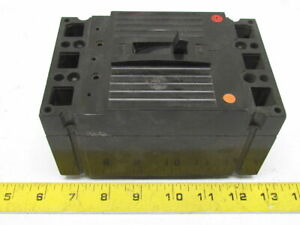 Federal Pioneer Type Ced 4 Ced134015 3811 3 pole 15 Amp Circuit Breaker 480vac