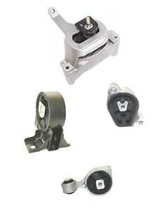 Engine Transmission Mounts Cvt A T For Nissan Altima 2 5l Hybrid Models Only