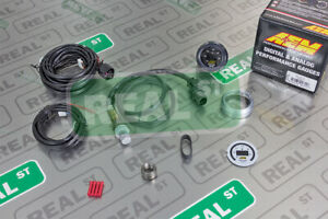 Aem Digital Wideband O2 Uego Afr Kit Comes With New Bosch 4 9 Lsu Sensor