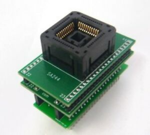 Adp 097 Altera Cpld Plcc44 Jtag Adapter For Epm3032a Epm3064a Epm7032s Epm7064s