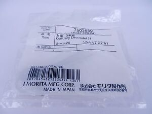 Dental J Morita Root Zx Ii Contrary Electrodes lip Clips 5 For Apex Locator