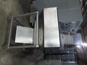 Diebel Link 2300 Series Belt Conveyor 2300 18 082 75 5003 k2 12 Belt 18 x14 0