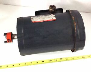 Reliance Electric Ac Motor Type 9 Rpm 1730 1 5 Hp 60 Hz P14h1447s 4 pzb