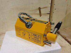 660 Lb Lifting Magnet Magnetic Lifter 300 Kg Lifting Capacity Magnet Lifter