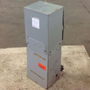 Ge Servicenter Mini unit Substation Np 475a445aap003 R2 pzb