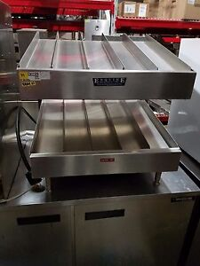 Esquire Food Warmer Model Sr252 Quick Grab And Go Station