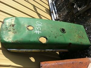 2010 John Deere Hood With Side Emblems Item 310