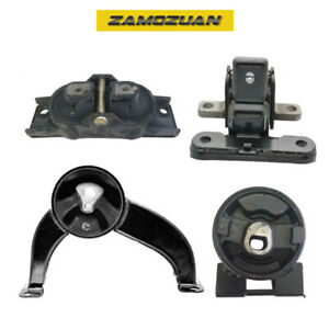 Engine Motor Trans Mount Set 4pcs For 2009 2010 Dodge Journey 2 4l 3 5l Fwd