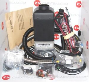 New Interior Air Heater Webasto Air Top 2000 Stc 12v 2 0 Kw Diesel For All Cars