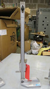 Mitutoyo Height Gage 18 Inch Stock T124