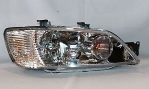 Right Side Replacement Headlight Assembly For 2002 2003 Mitsubishi Lancer
