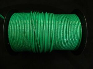10 Gauge Thhn Wire Stranded Green 100 Ft Thwn 600v Building Machine Cable Awg
