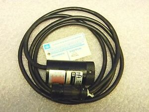 New Vintage General Microwave N4240a 0 1 18ghz Power Sensor head W cable 10mw