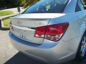 For Chevy Cruze Painted Spoiler Wing Flush Mount Type Trim 2011 2015