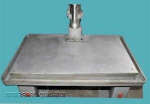 Aluminum 50 X 30 Tooling Plate For 20 Clausing Drill Press Production Table