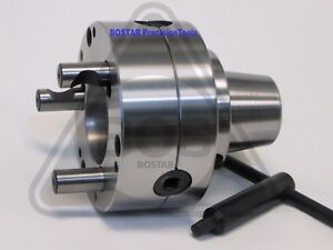 Bostar 5c Collet Chuck Closer D1 4 Cam Lock Mount Lathe Use