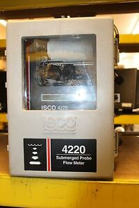 Teledyne Isco 4220 Submerged Probe Flow Meter