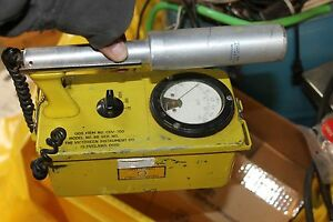 Victoree Cdv 700 Geiger Counter With 6210s Probe