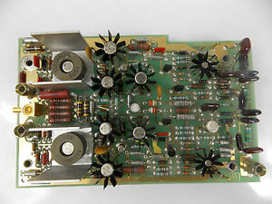 Hp Agilent 3320b Frequency Synthesizer Standard Circuit Board P n 03320 66514