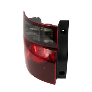 Fits Honda Element 03 08 Drivers Taillight Tail Lamp Lens Assembly 33551scva11