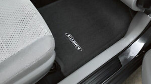 Genuine Toyota Camry 2012 2014 Black Colored Carpet Floor Mats