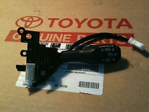 Genuine Toyota Tundra Cruise Control Switch W Switch Harness As Well 2003 2006