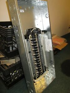 Ge Main Circuit Breaker Load Center Tm3210ccu 30 Slot 120 240v No Main Or Cover