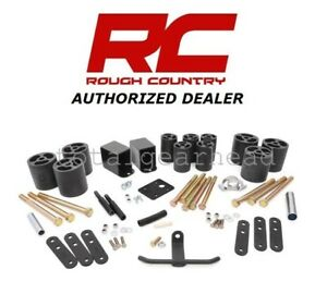 1987 1995 Jeep Yj Wrangler 4wd 3 Rough Country Body Lift Kit rc611