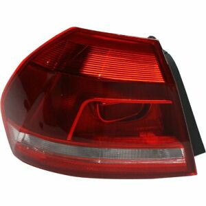 561945095h Vw2804108 New Tail Light Lamp Driver Left Side Outer Vw Lh Hand