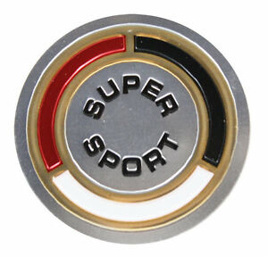 1963 1964 Nova Ss Horn Button Emblem Insert Decal